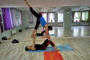 Парная йога с сестричками, харьков, хатха-йога, йога, йога-студия, йога 23, yoga23, yoga 23, цигун, илицюань, массаж, пилатес, танцы, трайбл, дом солнца, медитация, индивидуальные, занятия, тренировки, лфк, для детей